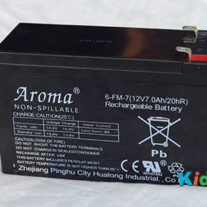Replacement Ride-On Car Batteries